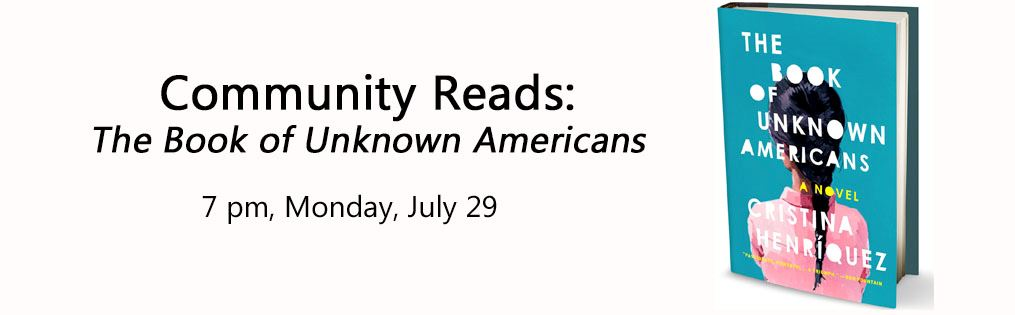 community reads WB