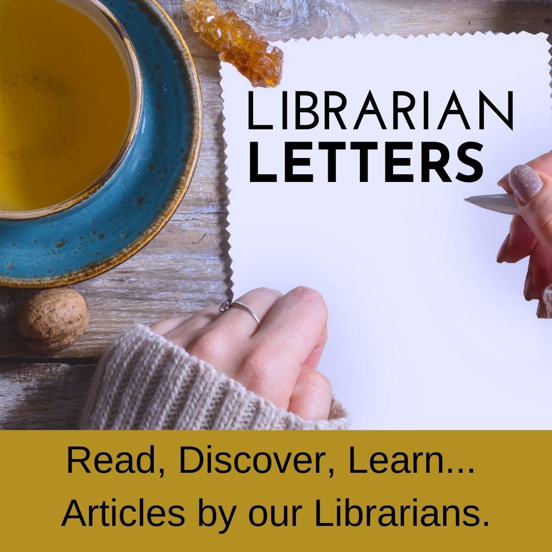 Librarian letters ad