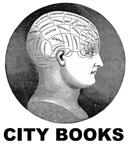 City Books logo MtLib Opens in new window