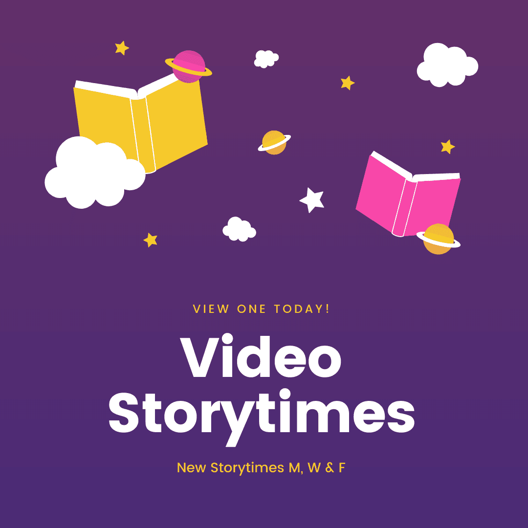 Video Storytimes ad