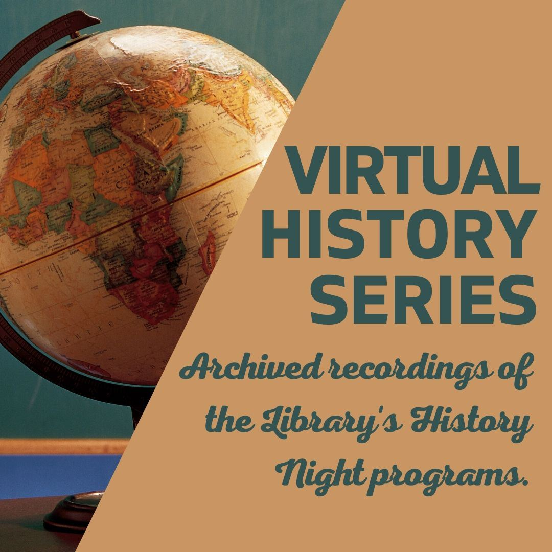 virtual history program ad