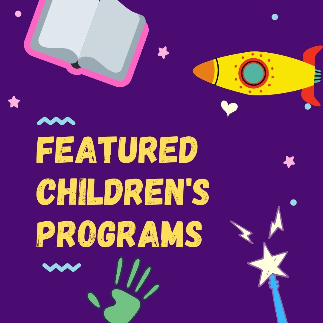 featured childrens programs ad