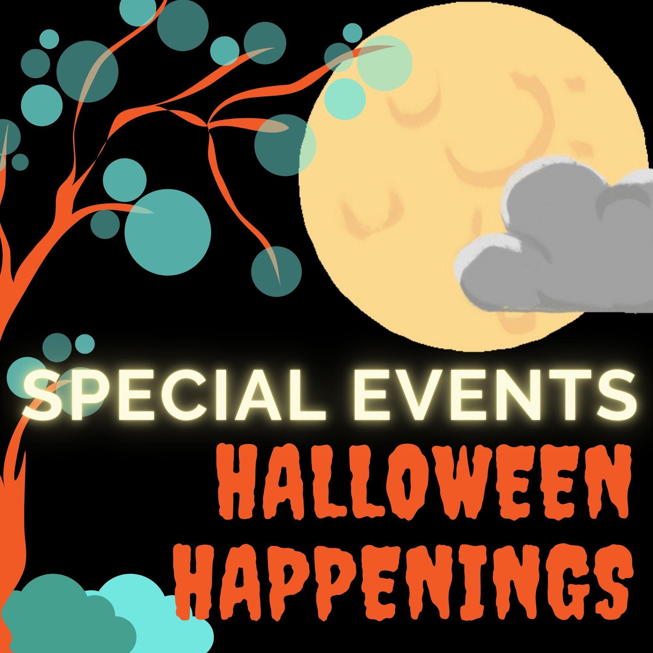 halloween happenings special events