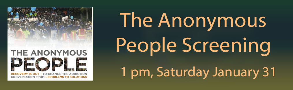 anonymous people banner