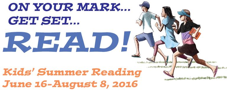 Summer Reading 2016 race
